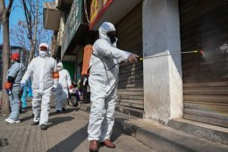 California umumkan keadaan darurat akibat virus corona