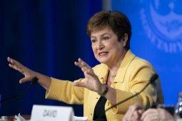 IMF memperkirakan resesi 2020 sama buruknya dengan krisis keuangan global