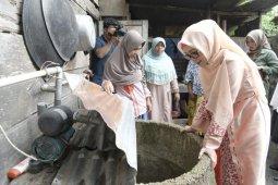 PKK Aceh salurkan air bersih untuk masyarakat Lambaro Seubon