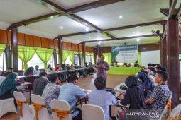 Wali Kota Padangsidimpuan pembicara di latihan kader HMI