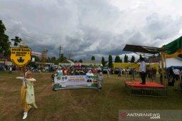 Pemkot Padangsidimpuan lepas pawai MTQ XIX