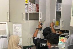 Polisi sidak sejumlah apotek di Aceh Timur