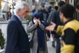 Setiap 10 menit, satu orang meninggal di Iran karena COVID-19