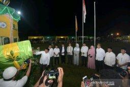 Wali Kota resmi membuka MTQ ke XIX tingkat Kota Padangsidimpuan