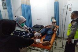 Korban tabrak lari di Titi Penceng Stabat Langkat meninggal dunia