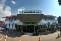 RSUD R Syamsudin SH Sukabumi kembali isolasi seorang warga