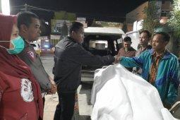 Korban tabrak lari meninggal di Titi Penceng Stabat diserahkan kepada keluarga