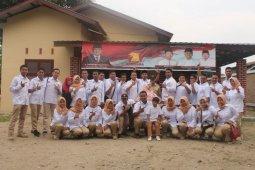 Gerindra Tebing Tinggi tetap dukung Prabowo