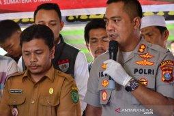 Kapolres Tapsel sebut ada oknum Polisi di jaringan peredaran narkoba Padangsidimpuan