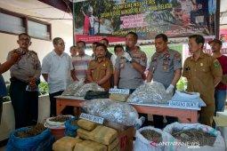 Kapolres Tapsel: Jaringan narkoba di Padangsidimpuan sudah dua tahun berjalan