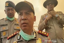 Terkait kebakaran lahan gambut di Aceh Jaya polisi amankan pemilik lahan