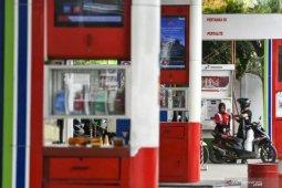 Harga minyak naik tipis, ditopang langkah-langkah agresif Fed