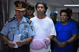 Permohonan pembebasan disepakati, Ronaldinho akan bebas