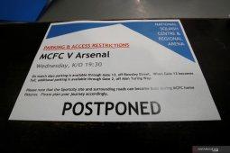 Liga Champions, laga leg kedua Manchester City vs Real Madrid ditunda