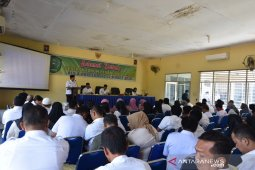 Wakil wali kota buka Forum OPD se-Kota Padangsidimpuan