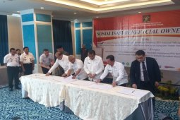 Wakil Wali Kota Tebing Tinggi ikuti sosialisasi Beneficial Ownership