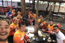 Forum Komunikasi BUMN Aceh promosikan Sabang melalui gowes