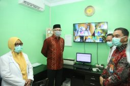Plt Gubernur Aceh tinjau kesiapan RSUZA tangani suspect corona