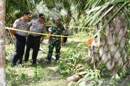 Warga temukan bom di Aceh Timur