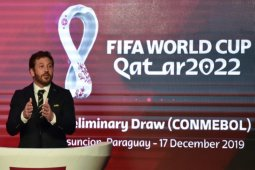 CONMEBOL minta FIFA tunda kualifikasi Piala Dunia 2022