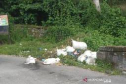 Banyak tempat pembuangan sampah ilegal di Bener Meriah