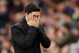 Arteta positif corona, Liga Inggris mungkin dihentikan sementara akhir pekan ini