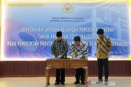 Gubernur Bengkulu optimis bisa kembali raih WTP