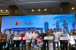 Malaysia yakin target kunjungan 4 juta wisatawan dari Indonesia tercapai
