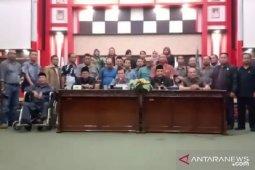 DPRD Sambas sampaikan hak jawab terkait dana hibah Rp80 miliar