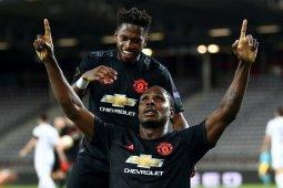 Liga Europa - Manchester United gasak Lask Linz 5-0
