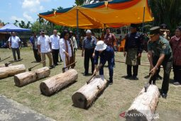 Festival Sagu Nusantara 2020 di Kepulauan Meranti