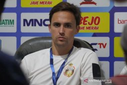Kompetisi ditunda, Bhayangkara FC urung gelar pemusatan latihan di Batu