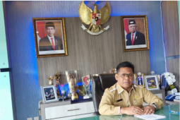 Wali Kota Aminullah liburkan sekolah dua pekan