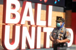 Bali United perpanjang masa libur para pemain, terkait pandemi COVID-19
