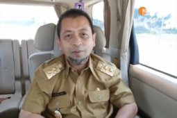 Wagub Kaltim Hadi Mulyadi bantah terpapar virus corona