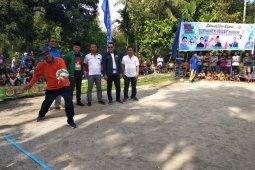 Karang Taruna Simalungun gelar turnamen voli