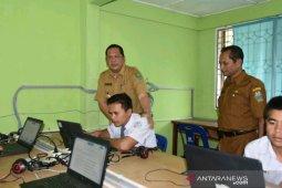 Wali Kota Padangsidimpuan tinjau persiapan UNBK