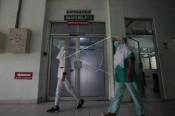 Jumlah korban jiwa akibat COVID-19 di Italia salip China
