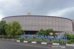 Tutup Kunjungan Museum Tsunami
