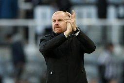 Bos Burnley Sean Dyche dari Burnley dinobatkan sebagai manajer terbaik Februari