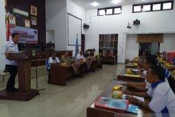 Wali Kota buka konferensi pemilihan Ketua PWI Pematangsiantar periode 2020-2023