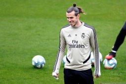 Real Madrid: Zinedine siap lepas Gareth Bale secara gratis musim panas nanti