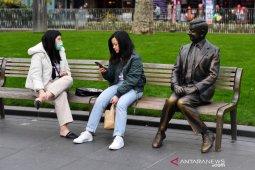 Kasus positif COVID-19 di AS lampaui China