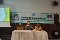 Kawasan Pertanian Terpadu Tangerang Selatan ditargetkan beroperasi 2021