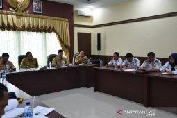Wali Kota Padangsidimpuan evaluasi  Dinas Perhubungan