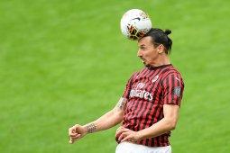 Striker AC Milan Ibrahimovic kampanyekan GoFundMe dukung Italia perangi virus corona