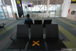 Passengers at the Syamsudin Noor Airport drops by 4,4 percent