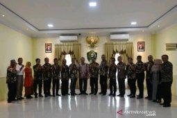 Wali kota: FKPPI di Padangsidimpuan harus bersinergi dengan pemerintah
