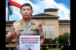 Kapolri Idham Azis keluarkan maklumat ikuti Pemerintah tekan penularan COVID-19