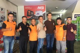 Aki produksi PT Nipress Energi Otomotif (NEO) tembus 6 besar pasar Malaysia